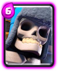 гигантский скелетон в Clash Royale
