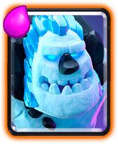 Ледяной Голем в Clash Royale